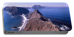 Islands In The Ocean, Anacapa Island Portable Battery Charger