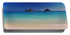 Islands In The Pacific Ocean, Lanikai Portable Battery Charger