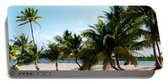 Portable Battery Charger featuring the photograph Isle @ Camana Bay by Amar Sheow