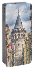 Istanbul Galata Tower Portable Battery Charger