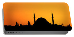 Istanbul Sunset Portable Battery Charger