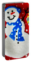 It Is Christmas Time Portable Battery Charger
