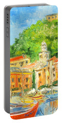 Italy - Portofino Portable Battery Charger