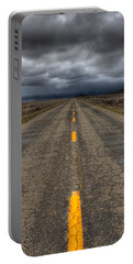 It's A Long Road Portable Battery Charger