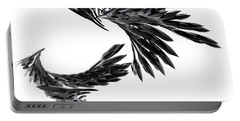 J Big   Crows Portable Battery Charger