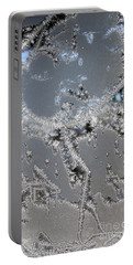 Jack Frost's Victory Dance Portable Battery Charger