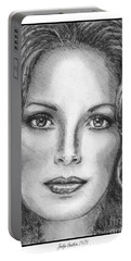 Jaclyn Smith In 1976 Portable Battery Charger