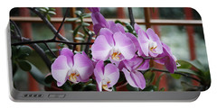 Jade And Orchid Portable Battery Charger