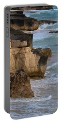 Jagged Shore Portable Battery Charger