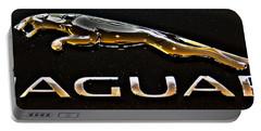 Jaguar Leaper F-type Spoiler Portable Battery Charger