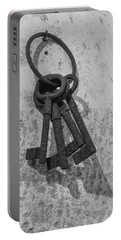 Jail House Keys Portable Battery Charger