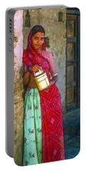 Jaisalmer Beauty - Paint Portable Battery Charger