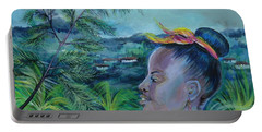 Jamaica. Part Two Portable Battery Charger by Anna  Duyunova