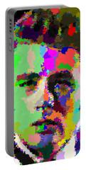 James Dean Portrait Portable Battery Charger