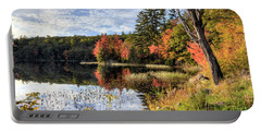 Jamie's Pond Portable Battery Charger