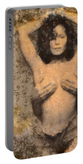 Janet Jackson - Tribute Portable Battery Charger