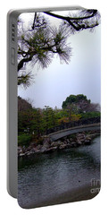 Portable Battery Charger featuring the photograph Japan by Andrea Anderegg