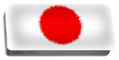 Japan Flag Portable Battery Charger