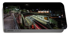Japan Train Night Portable Battery Charger