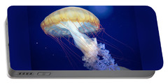 Japanese Sea Nettle Chrysaora Pacifica Portable Battery Charger
