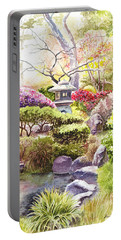 San Francisco Golden Gate Park Japanese Tea Garden  Portable Battery Charger