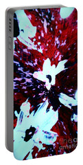 Portable Battery Charger featuring the painting Jasmine In My Mind  by Jacqueline McReynolds