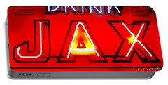 Jax Beer Of New Orleans Portable Battery Charger
