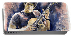 Jazz Rock John Mayer 06 Portable Battery Charger