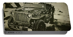 Jeep 3 Portable Battery Charger