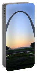 Jefferson National Expansion Memorial Portable Battery Charger