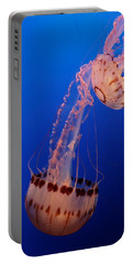 Jelly And Fishy Portable Battery Charger
