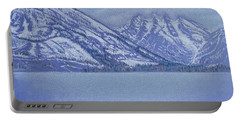 Jenny Lake - Grand Tetons Portable Battery Charger