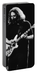 Jerry Garcia In Cheney 1978 Portable Battery Charger