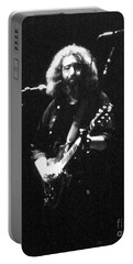 Portable Battery Charger featuring the photograph  Music - Grateful Dead by Susan Carella