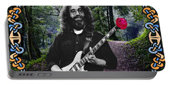 Jerry Road Rose 1 Portable Battery Charger