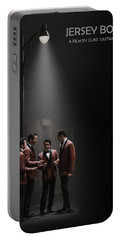 Jersey Boys By Clint Eastwood Portable Battery Charger
