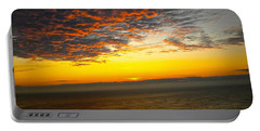 Jersey Morning Sky Portable Battery Charger