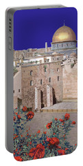 Jerusalem Portable Battery Charger