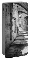 Jerusalem Street Portable Battery Charger
