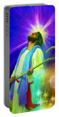 Jesus Rocks Portable Battery Charger