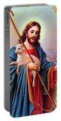 Jesus Shepherd Portable Battery Charger