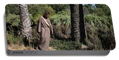 Jesus- Walk With Me Portable Battery Charger