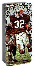 Jim Brown Portable Battery Charger