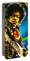 Bold As Love. Jimi Hendrix  Portable Battery Charger
