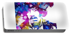 Jimi Hendrix - Stoned Portable Battery Charger
