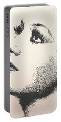 Joan Crawford Portable Battery Charger