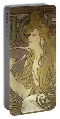 Job, 1896 Colour Lithograph On Poster Paper, Framed Portable Battery Charger