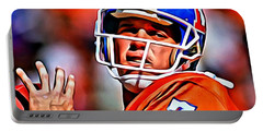 John Elway Portable Battery Charger