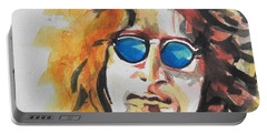 John Lennon 03 Portable Battery Charger