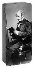 John Stuart Mill (1806-1873) Portable Battery Charger